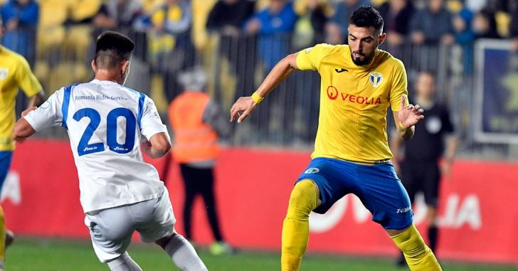 Liga 2: Patru goluri din faze fixe în prologul etapei