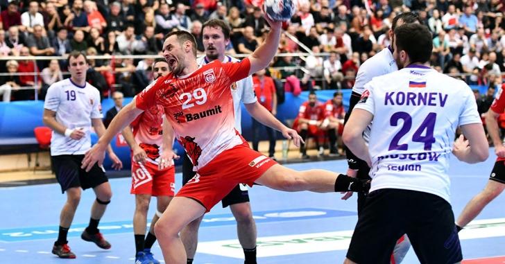 EHF CL: Dinamo câștigă matematic grupa D