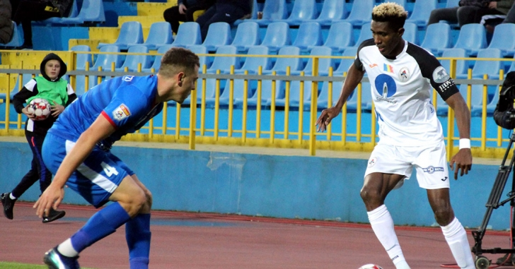 Liga 1: Gaz Metan și FC Botoșani remizează la Mediaș