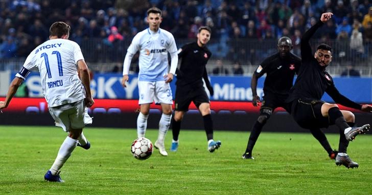 Liga 1: Universitatea Craiova urcă pe locul secund
