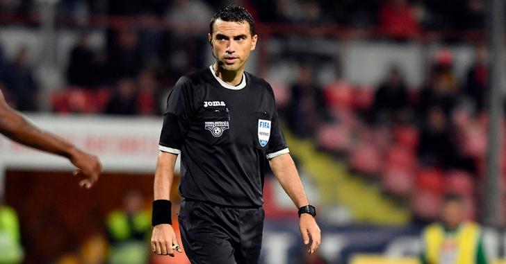 Ovidiu Hațegan, meci în grupele Europa League