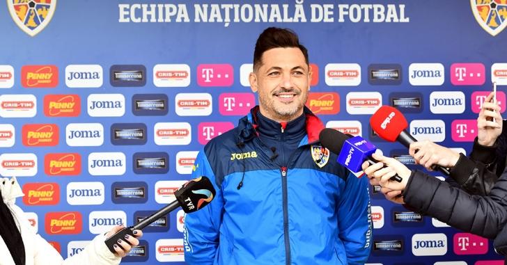 Mirel Rădoi este noul selecționer al echipei naționale a României