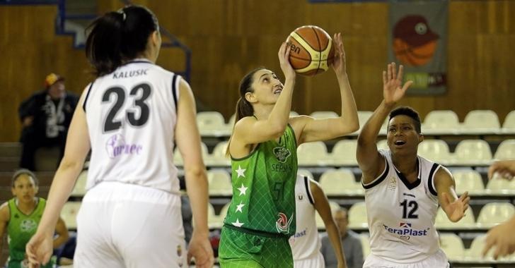 ACS Sepsi SIC Sf. Gheorghe trece din nou de Galatasaray și obține calificarea în play-off-ul EuroCup Women