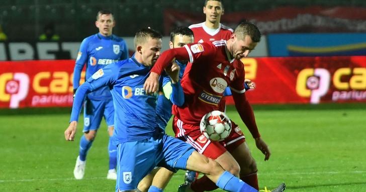 Liga 1: Sepsi OSK învinge Universitatea Craiova și iese din criză