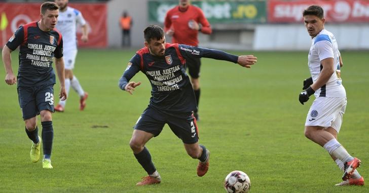 Liga 1: Spectacol cu șapte goluri și victorie a Academicii cu Chindia