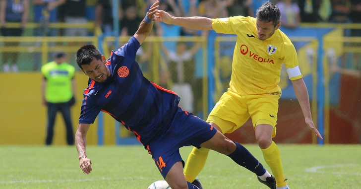 Liga 2: Remiză și contestări la Ploiești