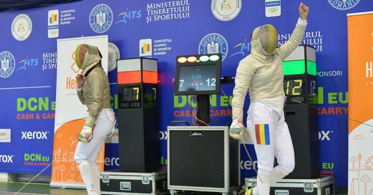 Bianca Pascu și Tiberiu Dolniceanu – câștigătorii Cupei României