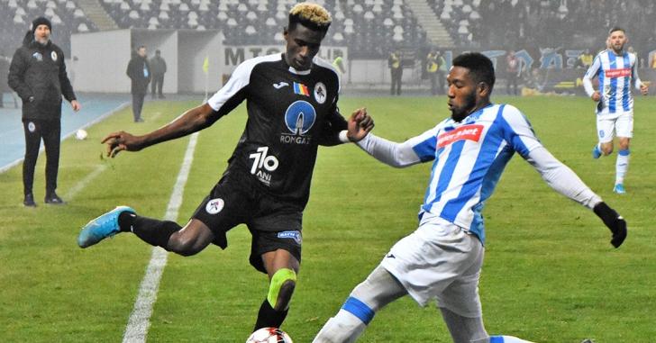 Liga 1: Diallo decide soarta partidei din Copou