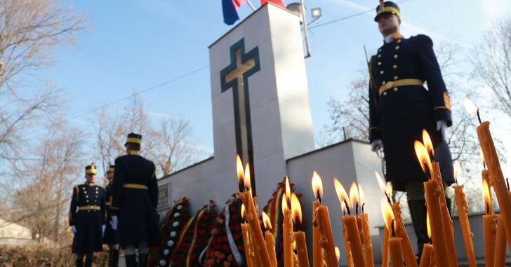 CSA Steaua București și-a comemorat eroii