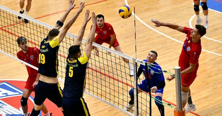 Cupa României: Se cunosc participantele la Final Four-ul masculin