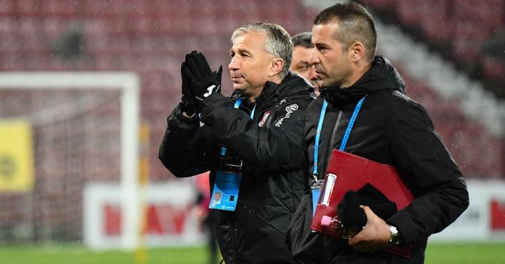 Dan Petrescu rămâne la CFR Cluj