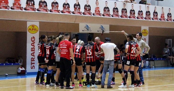 Cupa EHF: Bistrițencele, la a doua remiză consecutivă