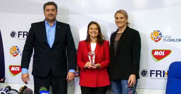 Parteneriat FRH - MOL România