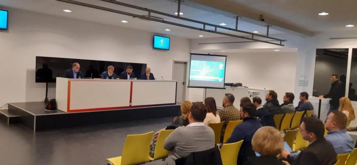 UEFA și-a încheiat vizitele de monitorizare pentru desfășurarea EURO 2020 la București