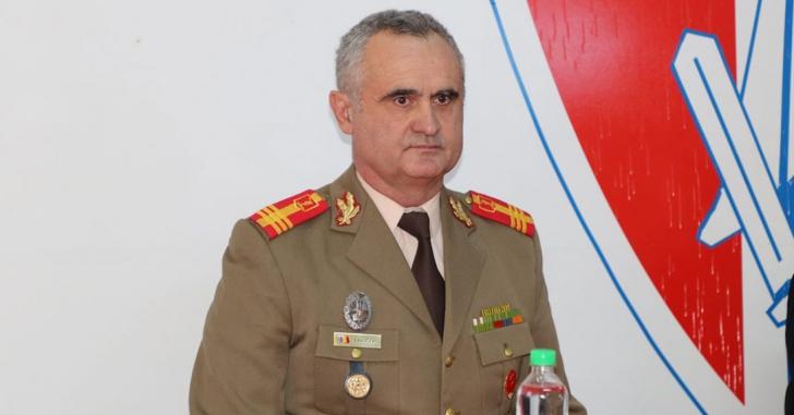 Un nou comandant la Clubul Sportiv al Armatei Steaua Bucureşti
