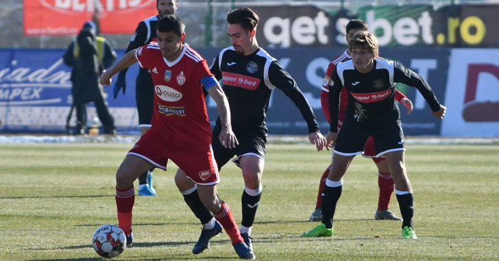 Liga 1: Golul lui Safranko aduce victoria gazdelor la Sf. Gheorghe