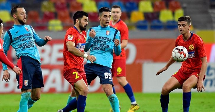 Liga 1: FCSB încheie sezonul regulat cu o remiză