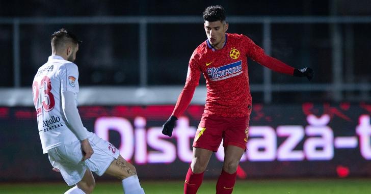 Cupa României: Calificare la potou. FCSB completează careul semifinalistelor