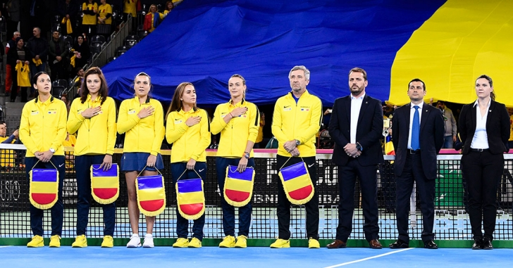 Fed Cup: Meciul România - Italia se joacă la Cluj-Napoca