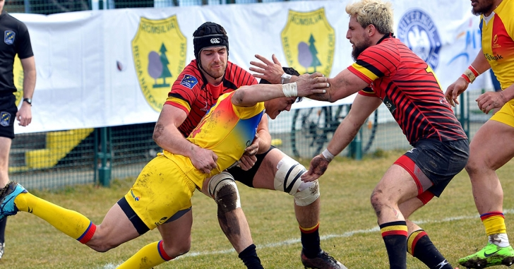 Rugby Europe Championship: Meciul România – Belgia se va juca cu porțile închise