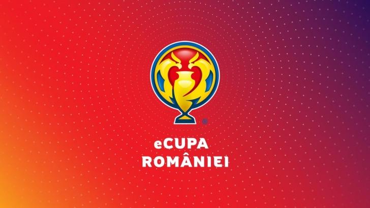Fotbaliștii care vor juca în eCupa României