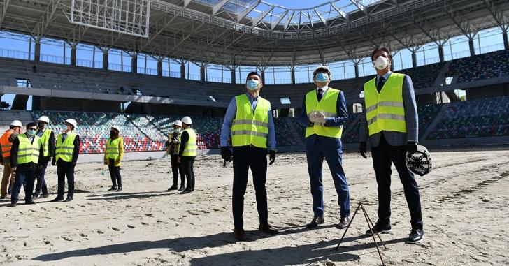 """Ionuț Stroe: """"Toate stadioanele pentru Euro 2020 vor fi gata în acest an"""""""
