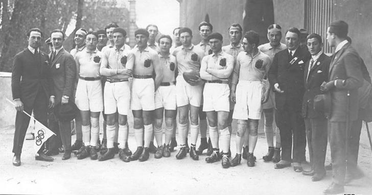 4 mai: România debuta cu Franța la JO Paris 1924