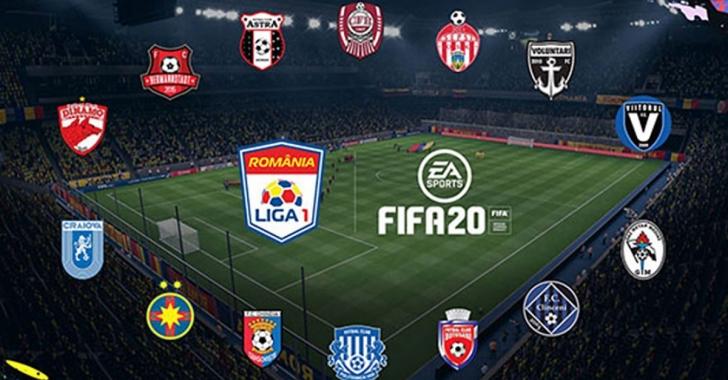 Programul sferturilor de finală ale Turneului Fotbaliștilor la FIFA20