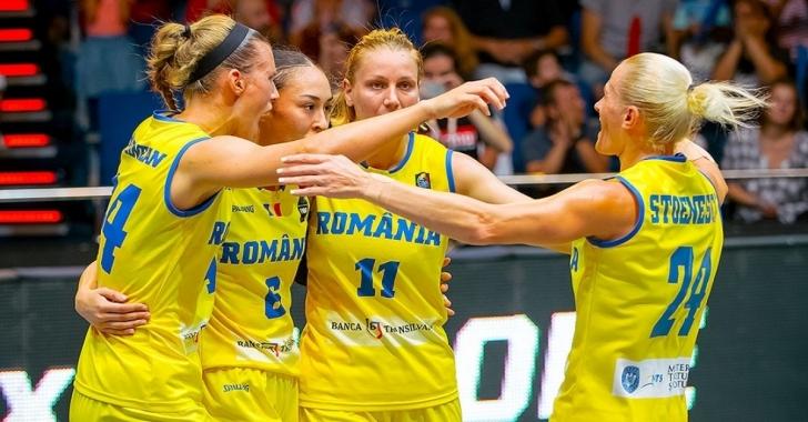Lotul feminin olimpic de baschet 3x3 intră în pregătire la Izvorani