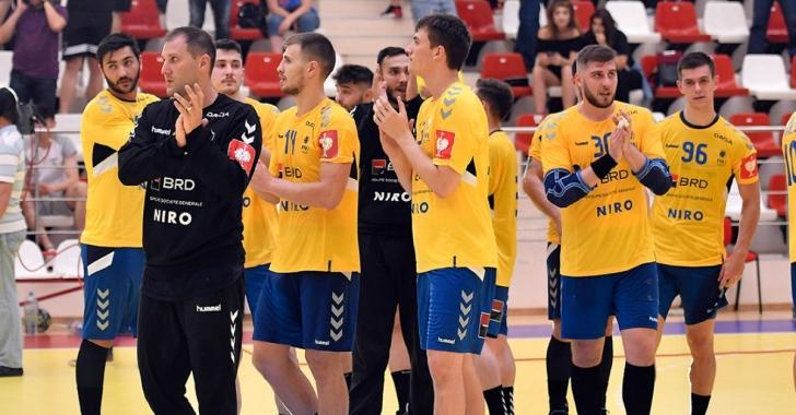 EHF Euro 2022: Naționala masculină de seniori în urna a treia pentru tragerea la sorți a grupelor de calificare