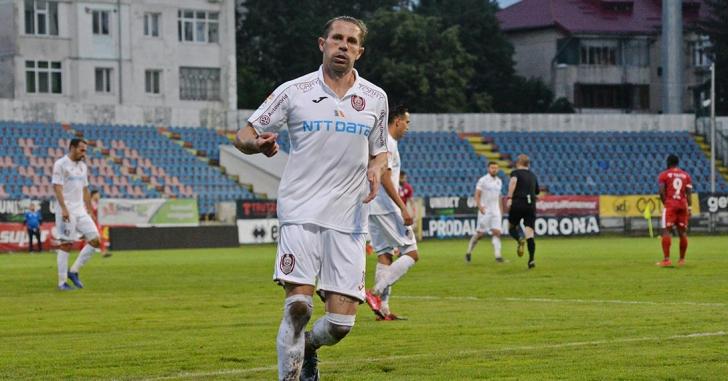 Liga 1: CFR se impune la Botoșani prin dubla lui Deac