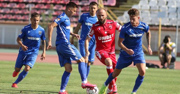 """Liga 1: Dinamo nu se regăsește și păstrează """"lanterna roșie"""""""