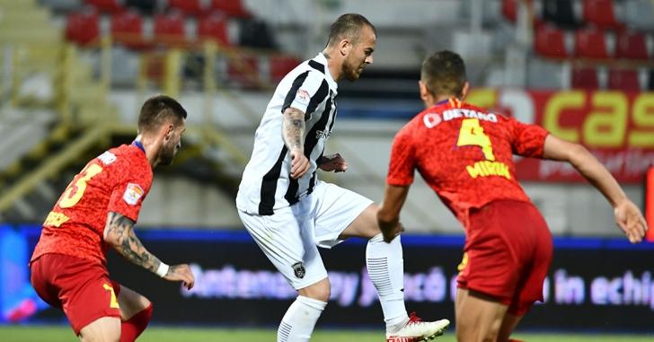 Liga 1: Astra întoarce de la 0-2 și învinge FCSB