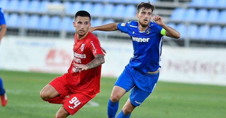 Liga 1: FC Voluntari, invincibili după șapte etape de play-out