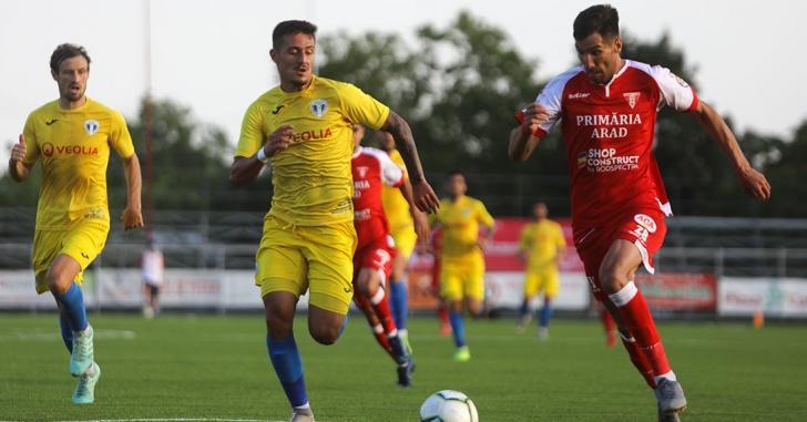 Liga 2: O nouă remiză în play-off