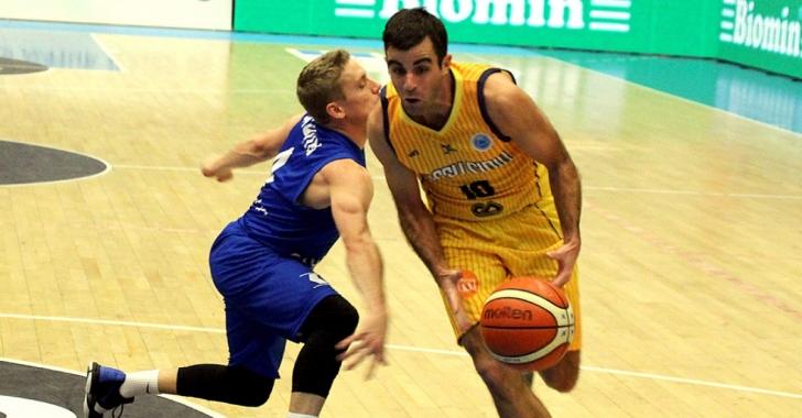 BC CSU Sibiu s-a înscris în  FIBA Europe Cup