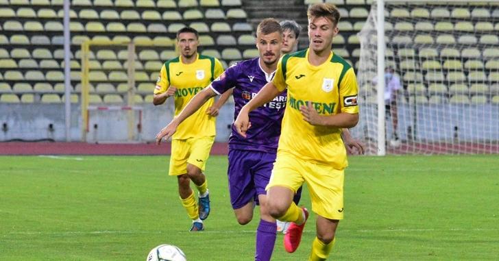Liga 2: CS Mioveni câștigă la Pitești și complică ecuația promovării