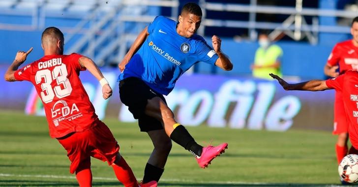 Liga 1: Rivaldinho semnează o dublă pentru victoria relaxată a Viitorului