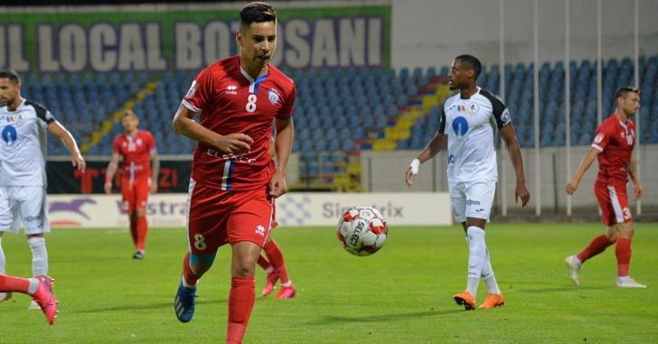Liga 1: Meci de vacanță la Botoșani