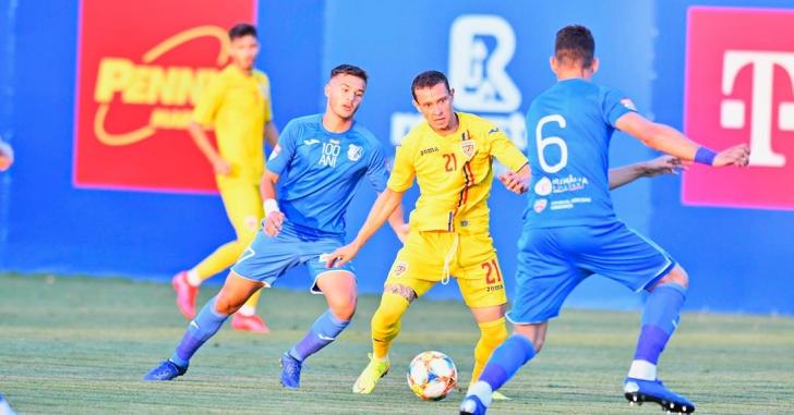 România U21 a învins Farul Constanța cu 6-0, într-un meci de pregătire disputat la Mogoșoaia