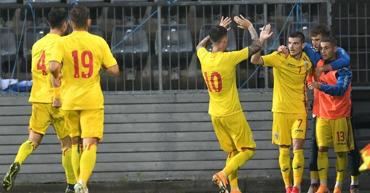 EURO U21: Tricolorii se impun fără emoții în Malta