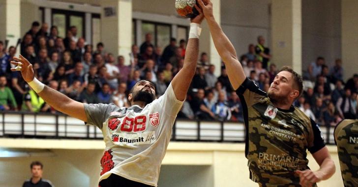 Cupa României: Dinamo și Dobrogea Sud joacă cu trofeul pe masă