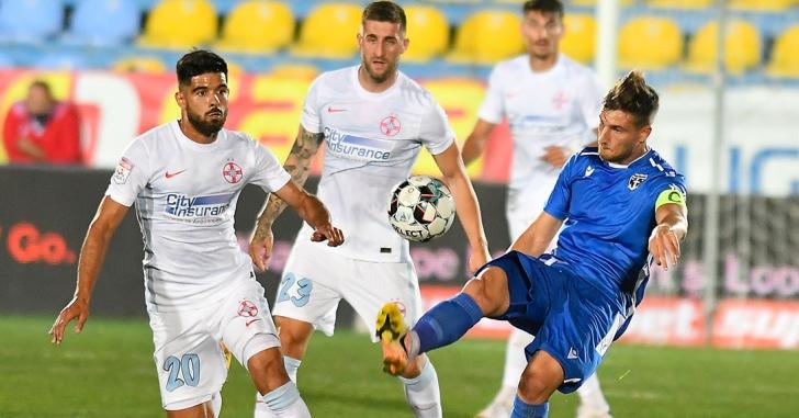 Liga 1: FCSB suferă prima înfrângere