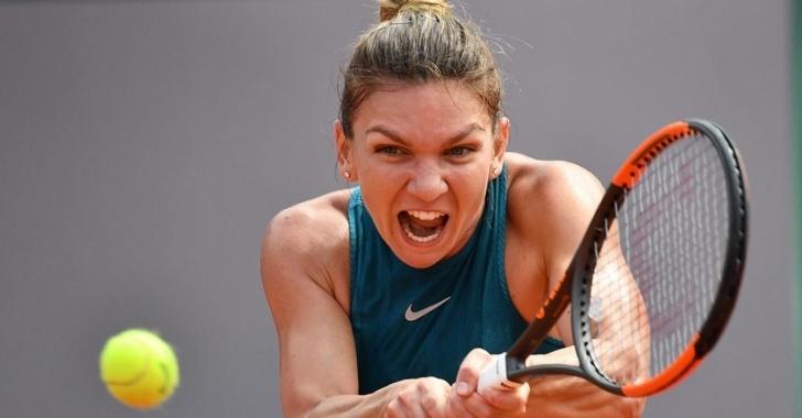 WTA Roma: Victorie muncită pentru Halep în turul secund