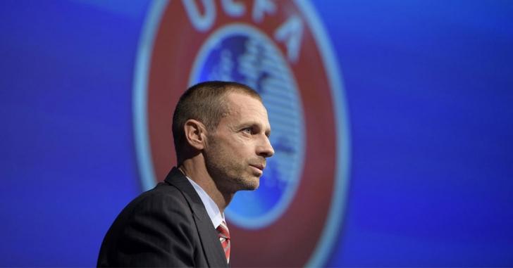 Mesaj de condoleanțe din partea președintelui UEFA
