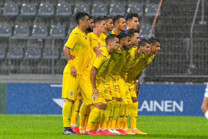 Șapte jucători U21 din străinătate pe lista preliminară pentru partidele cu Ucraina și Malta