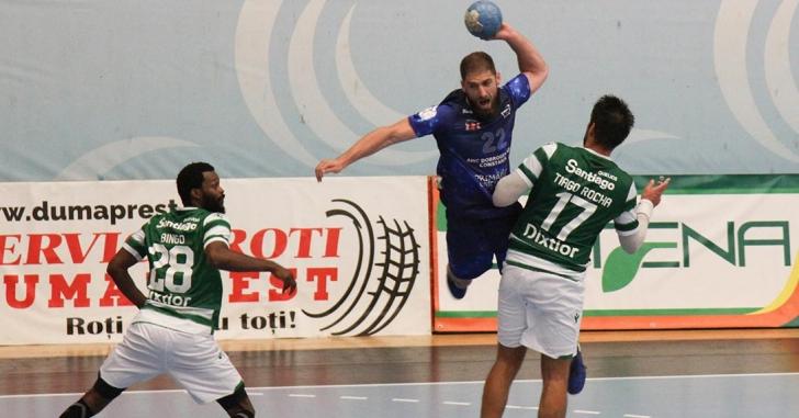 EHF EL: Remize pe teren propriu