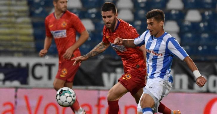 Liga 1: Șapte goluri și rezultat istoric în Copou