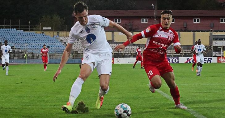 Liga 1: Remiză în derby-ul Sibiului
