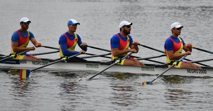 CE: Șase medalii din opt finale pentru tricolori